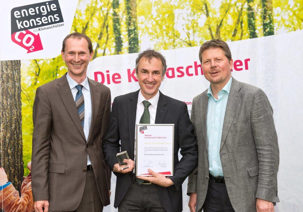 Bremer Klimaschutzpreis 2015